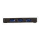 Hama USB-3.0-Hub 1:4, mit Ladefunktion und Netzteil