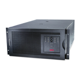 APC Smart-UPS 5000VA 230V 4kW Rackmount Tower Ethernet/RS-232 Line-InteSAS1316243453ractive inkl. Software