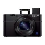 "Sony Cyber-shot DSC-RX100M3 schwarz 20 MPixel 2,9x opt. Zoom 7,6 cm (3"") Display"