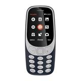 "Nokia 3310 Dual Sim blau 6,1 cm (2,4"") bis 32 GB"