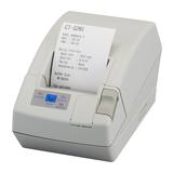 Citizen CT-S281 Etikettendrucker weiß Thermodirekt (zweifarbig) 8 Punkte/mm (203dpi) Medienbreite (max): 54mm