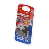 Brother MK231BZ Schriftbandkassetten 12mm 8m nicht laminiert weiss/schwarz für P-touch 60 65 75 80 85 110