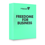 F-Secure Freedome for Business, 3 Jahre, Staffel 100-499, pro User Lizenz