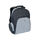 Targus Essential Backpack für 40,6cm (16'') Notebooks Polyester schwarz/grau