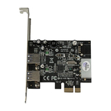 StarTech 2 Port USB 3.0 PCI Express Schnittstellenkarte mit UASP und 4 Pin LP4 Molex