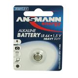 Ansmann LR 44 Alkaline Coin Cell 1.5V 1er Blister