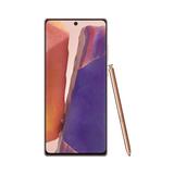 "Samsung Galaxy Note 20 17cm (6,7"") Display 12/64/12 Mpixel 256GB 4G Bronze"