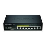 D-Link DGS-1008P/E  8-Port Switch unmanaged