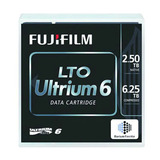 Fuji LTO Ultrium 6 Cartridge 2500GB/6250GB