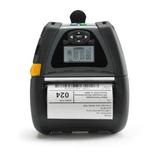 Zebra QLn420 Etikettendrucker 203 dpi 102 mm/Sek. USB seriell WI-Fi schwarz