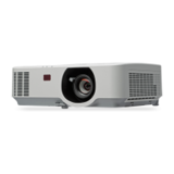 NEC Display NP-P554U Desktop-Projektor 5500ANSI Lumen LCD WUXGA 1920x1200 Pixel Weiß Beamer