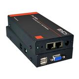 Lindy KVM Extender User Station USB & VGA, sendet USB KVM-Signale über Cat.5 RJ45 Kabel