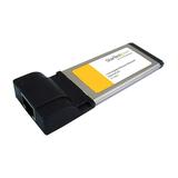StarTech 1Port ExpressCard Gigabit Laptop Ethernet NIC-Netzwerkadapterkarte