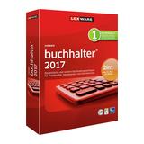 Lexware buchhalter 2017 Jahresversion Lizenz  Deutsch