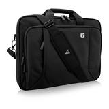 V7 Professional Frontloader Case für 40,6cm (16'') Notebooks schwarz