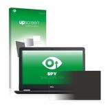 upscreen Spy Shield Filter Premium Blickschutzfilter  für Dell Latitude 15 E5570 Non-Touch