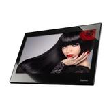 Hama Digitaler Bilderrahmen 133SLPFHD, 33,80 cm (13,3 Zoll), Slim, Full HD, HDMI