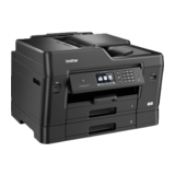 Brother MFC-J6930DW A3 Drucker/Scanner/Kopierer/Fax Tintenstrahldrucker