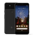 "Google Pixel 3a 14.22 cm (5.6"") 12,2 MPixel 64 GB integr. Speicher Schwarz"