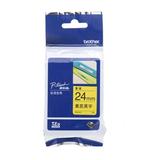 Brother Schriftband 24mm schwarz auf gelb für P-Touch 350/540/2400serie/2500/2700VP/3600/9200PC