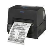 Citizen CL-S6621 Etikettendrucker 8 Punkte/mm 203dpi Medienbreiten: 178mm Druckbreite: 168mm Geschwindigkeit: 150mm/Sek.