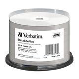 Verbatim CD-R Rohlinge 700 MB 50er Pack