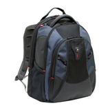 """Wenger Mythos Backpack für 39,6cm (15,6"""") Notebooks Polyester/Nylon/Vinyl schwarz/blau"""