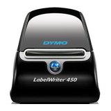 Dymo LabelWriter 450 600x300dpi max. Etikettenbreite 60mm 51Etiketten/Min. USB-Anschluss für Win und Mac