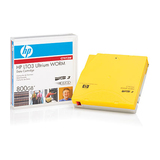 HP LTO Ultrium Data Cartridge 800GB WORM