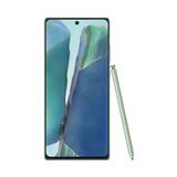 "Samsung Galaxy Note 20 17cm (6,7"") Display 12/64/12 Mpixel 256GB 4G Grün"