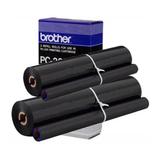 Brother PC-204RF 4 Thermotransferrollen ¼ 420Seiten f. Fax1010/1020/1030/MFC1025