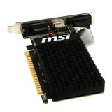 MSI Nvidia GeForce GT 710 1 GB PCIe