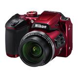 Nikon Coolpix B500 rot 16 MPixel