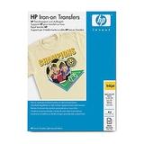 HP Transferpapier zum Aufbügeln DIN A4 10Blatt