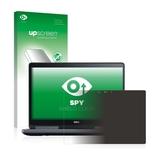 upscreen Spy Shield Clear Premium Folie für Dell Precision 7520 Touch