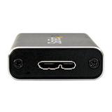 StarTech USB 3.0 zu M.2 SATA External SSD Gehäuse