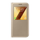 Samsung S View Cover für A5 (2017) Gold