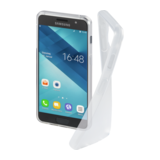 Cover Crystal Clear für Samsung Galaxy A3 (2017), Transparent