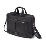 Dicota Top Traveller Pro Toploader für 39,6cm (15,6'') Notebooks Nylon schwarz