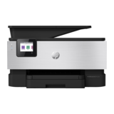 HP Officejet Pro 9019 A4 All-in-One Drucker/Scanner/Kopierer/Fax Tintenstrahldrucker Duplex