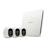 Netgear Arlo VMS3330 Smart Home 3 Indoor/Outdoor HD-Netzwerkkamera wasserdicht