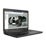 HP ZBook 17 G4 i7-7700HQ 8GB 256GB 43,9cm W10P