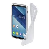 Hama Cover Crystal Clear für Samsung Galaxy A6+ (2018), Transparent