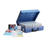 HP Ultrium 400GB Speichermedien-Kit: enthält 20 Ultrium 400GB Datenkassetten, 1 Reinigungskassette, 1 Speichermedienbox, farbige Etiketten und Leitfaden zum The
