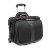 Wenger Patriot Trolley für 43,2cm (17'') Notebooks mit herausnehmbarer Tasche Polyester/Nylon schwarz