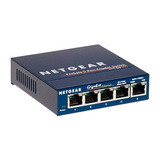 Netgear GS105GE Gigabit Kupfer Switch 5x10/100/1000Bit/s