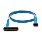 HP SAS auf Mini SAS Kabel ca. 0.5m