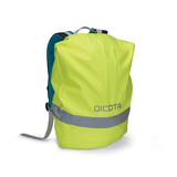 Dicota Backpack Rain Cover Universal Polyester gelb