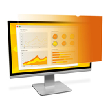 "3M GF240W9B Blickschutzfilter Gold für Monitor 61,4cm (24"")"