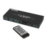 Lindy HDMI 4K UHD 4x4 Matrix Video/Audio-Schalter